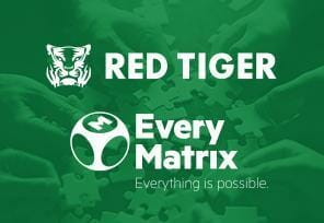Red Tiger Signs Content Deal with EveryMatrix