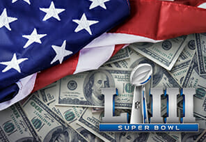 Americans Place $6 Billion in Superbowl Wagers