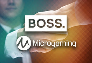 Microgaming and BOSS. Forge a Content Alliance