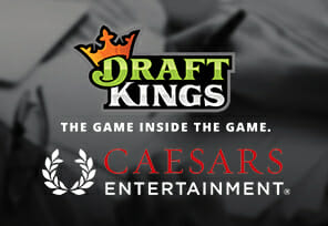 Caesars Takes Equity Part in DraftKings