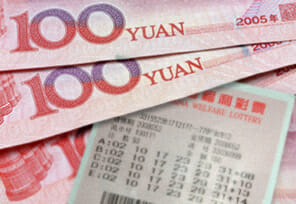 China Reports Record Annual Lottery Sales