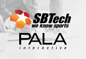 SBTech Signs Partnership with Pala Interactive