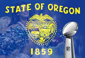 Oregon Mobile Sports Betting by Next NFL Season