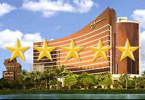 Wynn Macau Only Resort to Win Eight Forbes 5 Stars