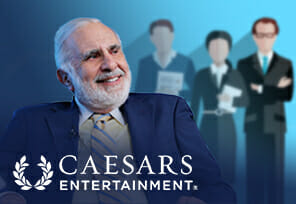 Caesars and Carl Icahn Discuss Company Board Composition