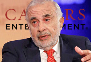 Carl Icahn Increases His Caesars Entertainment Stake to 15.53%
