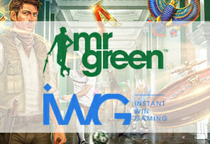 IWG Supplies Gaming Content to MRG