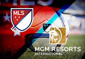 MGM Resorts Becomes First Official Gaming Partner of Major League Soccer