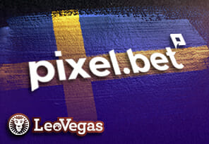 LeoVegas Launches Pixel.bet Brand in Sweden