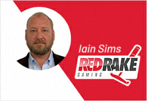 Red Rake Gaming Team Welcomes Iain Sims to the Team