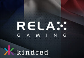 Relax Gaming Teams Up With Kindred To Launch in France