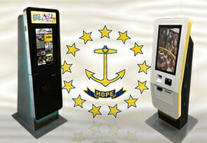 Self-Betting Kiosks Being Installed in Rhode Island
