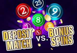 Deposit match bonus