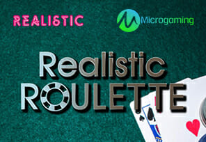 Realistic Roulette and Blackjack Available to Microgaming Customers