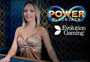 Evolution Delivers Premium Power Blackjack Game to Enrich its Infinite Catalog