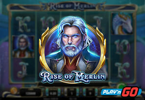 Play'n GO Represents the Latest Slot Release: Lord Merlin & The Lady of The Lake