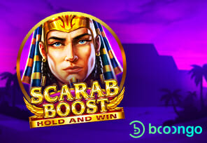 Booongo-Uncovers-Riches-in-Hold-and-Win-Experience---Scarab-Boost