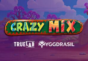Yggdrasil-Gaming-Releases-Crazy-Mix-via-TrueLab-Cooperation