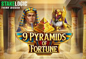 Stakelogic-Unveils-9-Pyramids-of-Fortune-via-Hurricane-Games