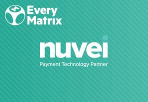 EveryMatrix Partners with Nuvei