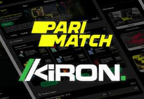 kiron_extends_its_presence_via_parimatch_platform