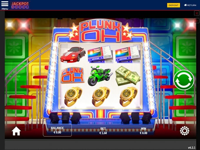 Jackpot Wheel Casino New Game 2