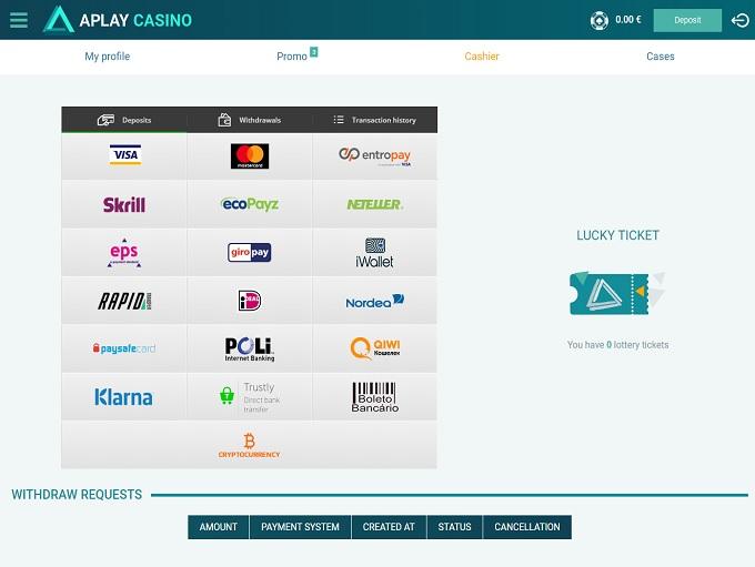 официальный сайт aplay казино отзывы