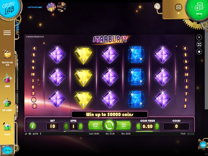 spiel in casino taunusstraße 44