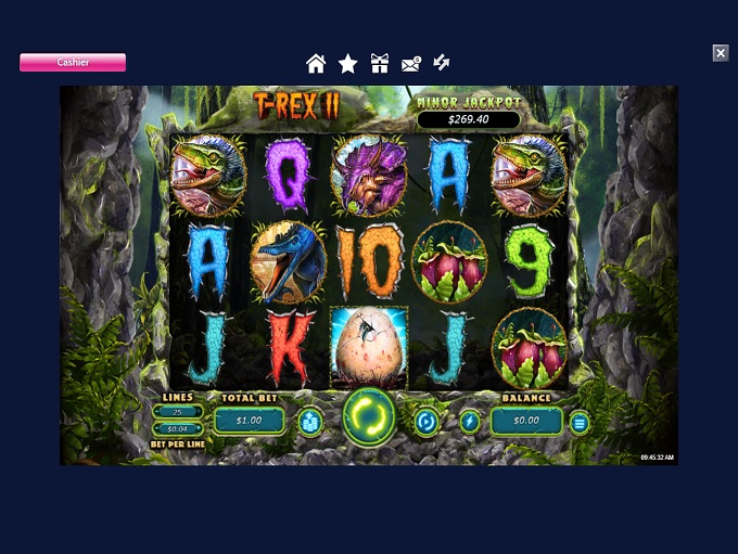 Atlantis Casino Games