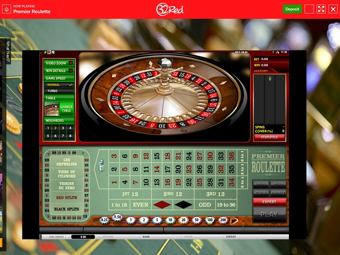 32 Red Casino Game 3