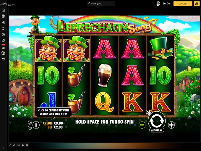 Black Diamond Casino new game 1