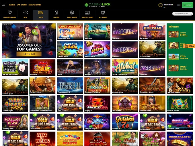 Casinoluck Download