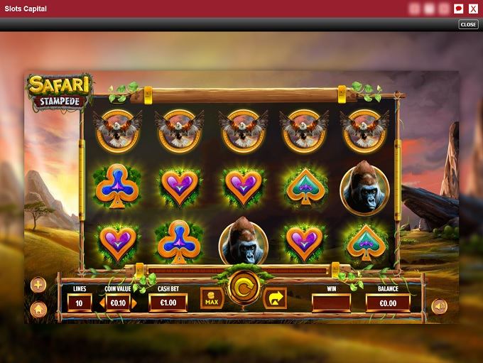 Real Money Online Slots Capital Casino Reviewed 3 31 5