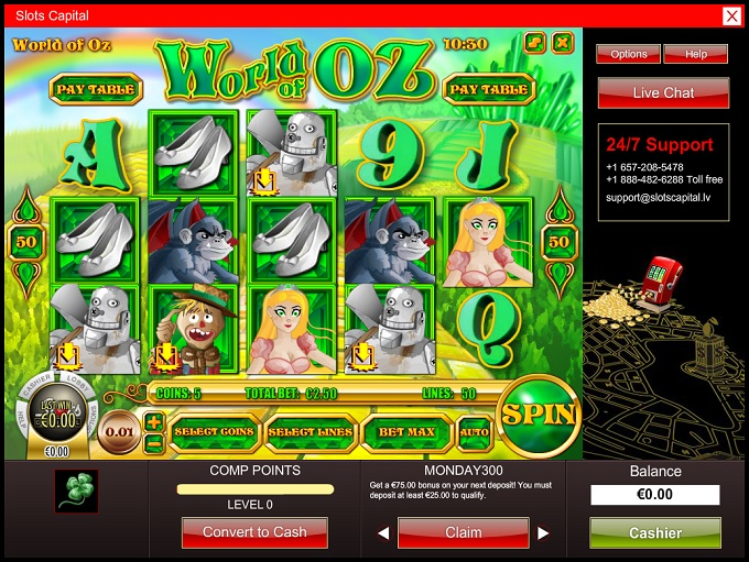Slots Capital Casino new Game 2
