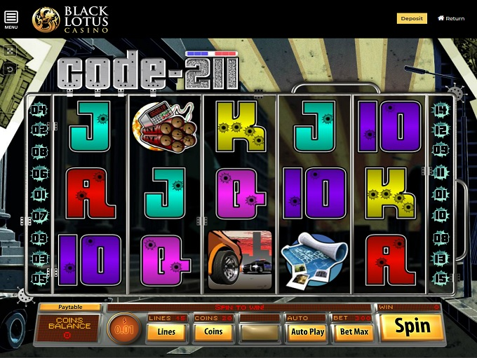 Black Lotus Casino game 2